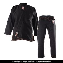 Do or Die Hyperfly Black BJJ Gi - California Edition
